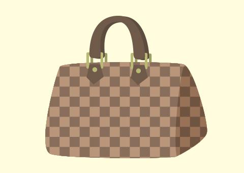 店舗に準備された商品とメールアイコンの画像